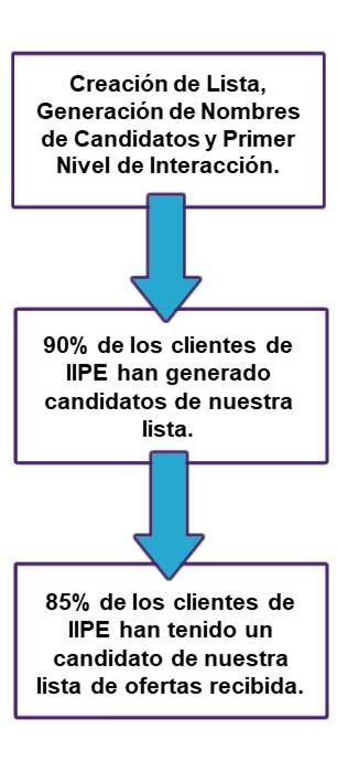 IIPE Website chart spanish